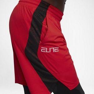 Nike- Elite Dri-Fit Athletic Shorts- NWT